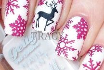 nails / different nail designs from, painted,decoration and cool designs