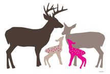 Deer / by The Fashionable Housewife