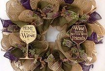 Crafts ~ Wreaths & Door Hangers