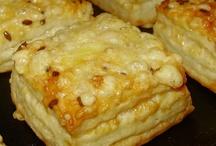 Slané pečivo, slané dobroty, slané muffiny, aj....