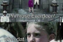 Hunger Games humor