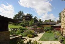 Frank Lloyd Wright Taliesin  / The home of Frank Lloyd Wright