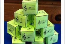 musical (board) games