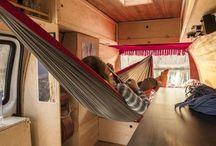 Hammocks in Campervans