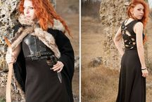 Medieval clothing, Game of Thrones inspired costumes