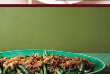 THanksgiving Foods/Decor