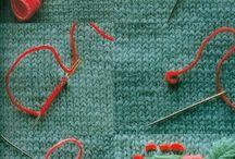 вышивка по трикотажу