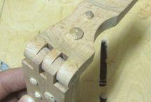 Woodworking -> Hinge