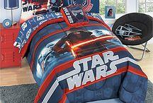 Star Wars The Force Awakens Kids Room