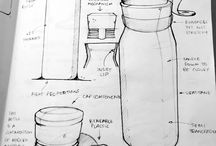 Industrial Sketching / This is a guide for the sketching and presentation of a industrial product.