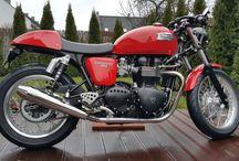Motocykiel / Triumph Thruxton