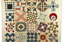 Coralie,s quilts