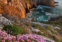 Bretagne-Atlantikküste