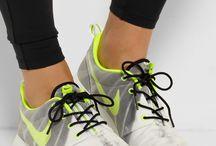Workout Apparel / by Jenn Schroeder