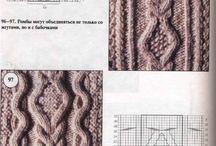 σχέδια πλέξης πουλόβερ