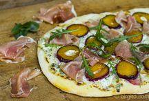 Food: Tarte, Quiche, Pizza & more