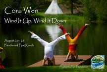 Feathered Pipe Montana Yoga