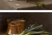 Painted Still Life