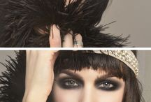 20s Inspired Hair & Makeup