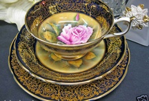 tea cups / by Amy Hirsch