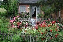 trädgårdar av intresse