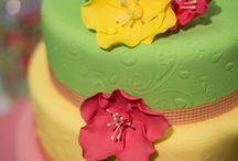 ¡Tartas de boda! - Wedding cakes / Tartas clásicas de boda y de fondant en Sevilla