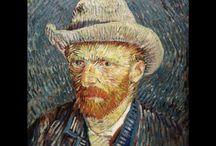 Van Gogh 3D print / Van Gogh 3D print process