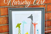 1119: Baby #2's Nursery / by Lori Kallensee