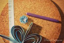 Paper Quilling Decoration
