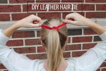 Hair DIY / Getting tired of your regular ponytail routine? Me too!
