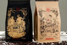 Branding (Coffee) / Coffee Branding (Focus on Packaging Design) • Pinterest.com/ScottMonaco • More at: QuietYell.com