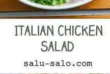 Chicken dalad