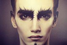 Make up Art uomo