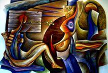 ARTE / EL ARTE ES UNA FORMA DE MOSTRAR EL ALMA DE MANIFESTAR PARTE DE LO QUE SOMOS EN ESTE UNIVERSO