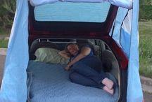 Auto-bydlení / car,living
