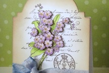 Penny Black Cards / by Julie Ruffcorn