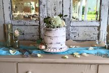 Wedding Cakes by Two Fat Men Catering