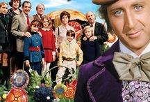 Willy Wonka/Charlie and The Chocolate Factory/Inspo