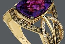 Any thing AMETHYST / Purple / by Oneless Less