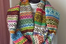 Knitting & crochet / mittens, socks, scarves, hats, pullovers, blankets..etc