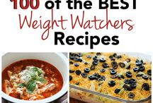 WW- crazy about points / Weight Watcher Recipes