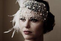 head band great Gatsby