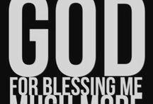 Wallpaper Blessed God