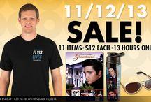 ShopElvis Savings / by Elvis Presley