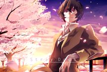 """BSD: Osamu Dazai / """"Justice is a weapon. It can be used to cause harm, but it cannot protect or save others."""""""