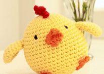 Crochet - Easter (Velikonoce) / Amigurumi & Toys