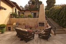 Home--Backyard Ideas / by Shari Copeland