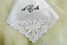 Wedding Handkerchiefs / by Judy Lehman