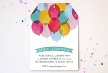 Birthday Parties / by Danielle Alcock