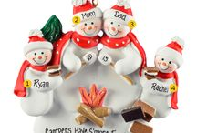 New for 2014 / A look at some of our new ornaments for 2014 / by Personalized Ornaments for You